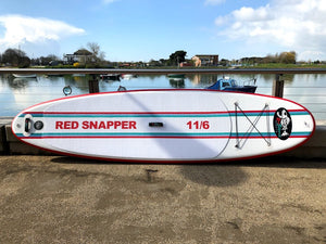 Shoreham By Sea, home of Red Snapper Sports