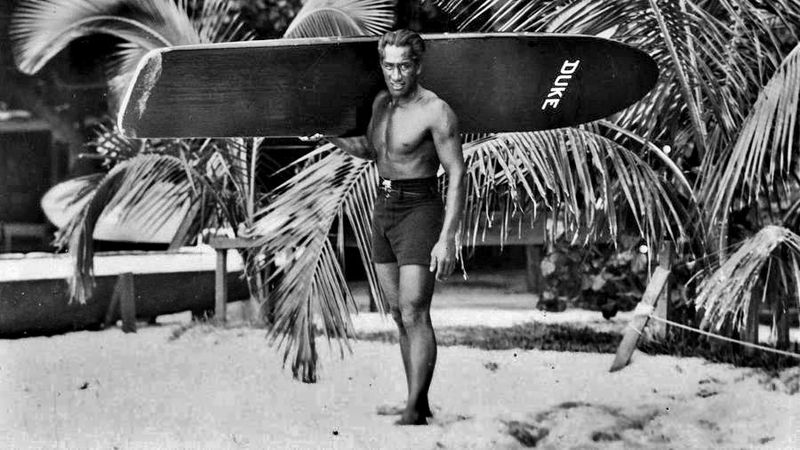 THE ORIGINS OF PADDLE BOARDING