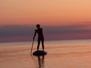 Red Snapper Sports take a look at the health benefits of paddle boarding
