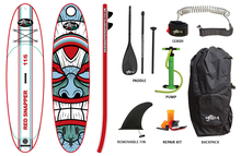 The 11'6 Red Snapper SUP from Red Snapper Sports