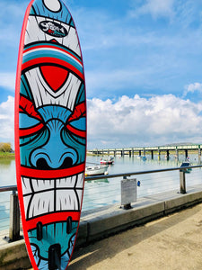 Red Snapper Sports Duke Board - Inflatable SUP