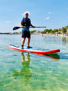 Red Snapper Sports 1:6 Inflatable Stand Up Paddle Board