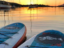 The only way to see the sunrise in Puerto Pollensa - is on a Red Snapper SUP