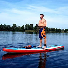 Red Snapper Sports 10:6 Inflatable Stand Up Paddle Board