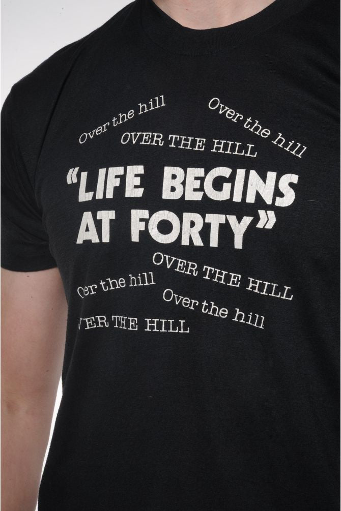 Over the Hill Tee