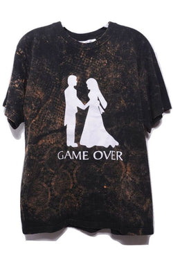 Marriage Bleached Tee
