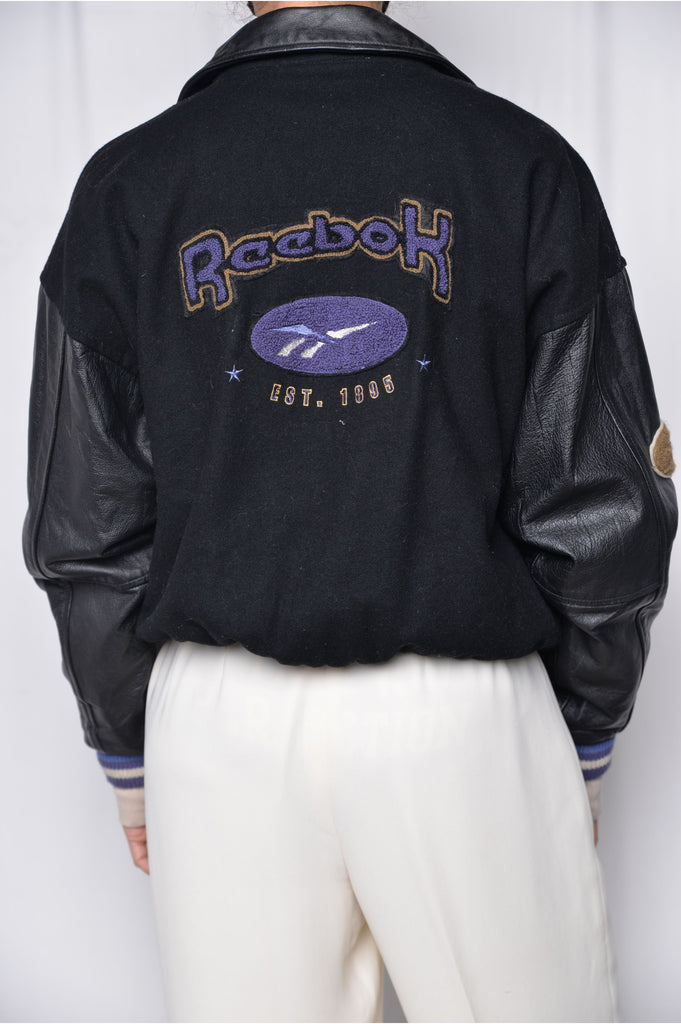 Reebok Letterman Jacket