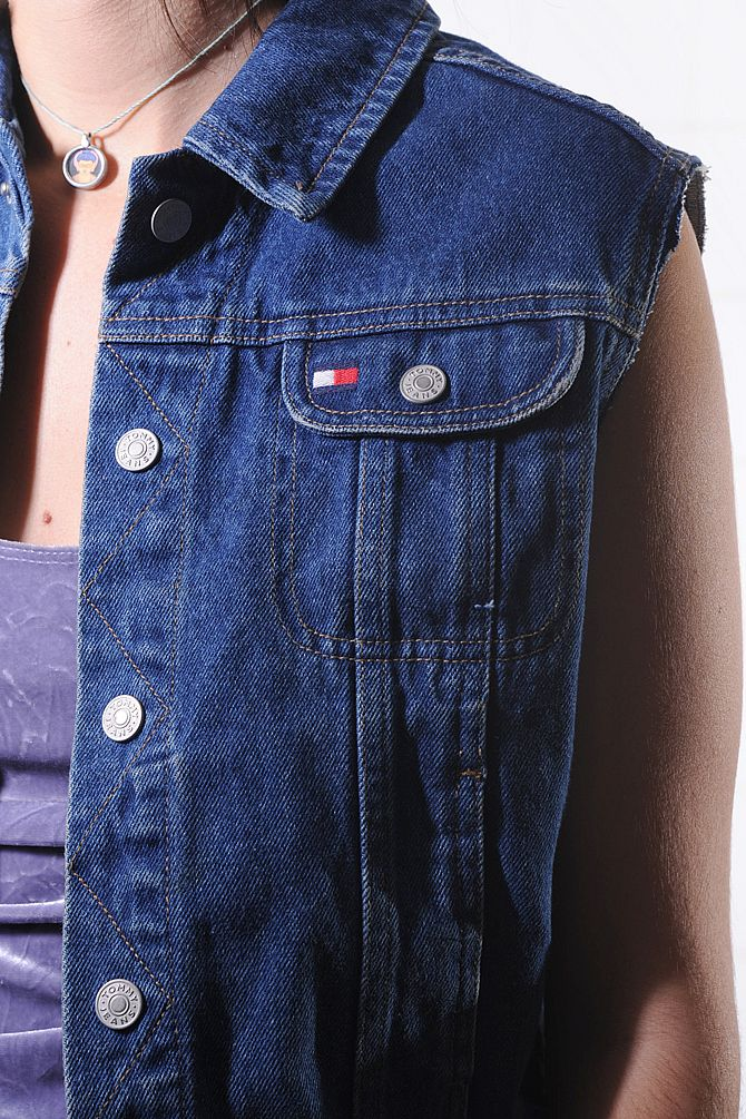 Tommy Hilfiger Denim Vest