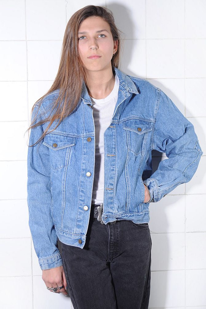 Calvin Klein Denim Trucker Jacket