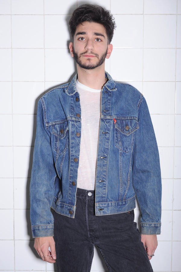 Levi's Big E Denim Jacket