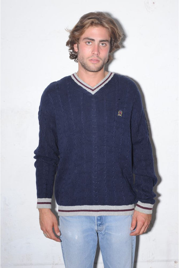 Tommy Hilfiger Navy Sweater