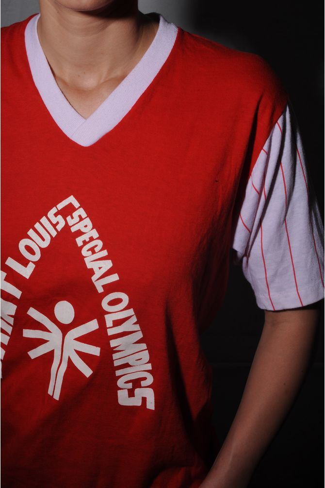 Saint Louis Special Olympics Tee
