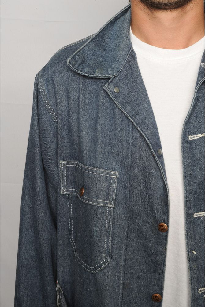 Denim Work Jacket