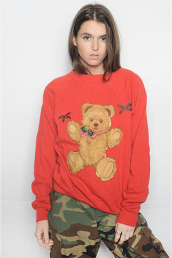 Teddy Bear Christmas Sweatshirt