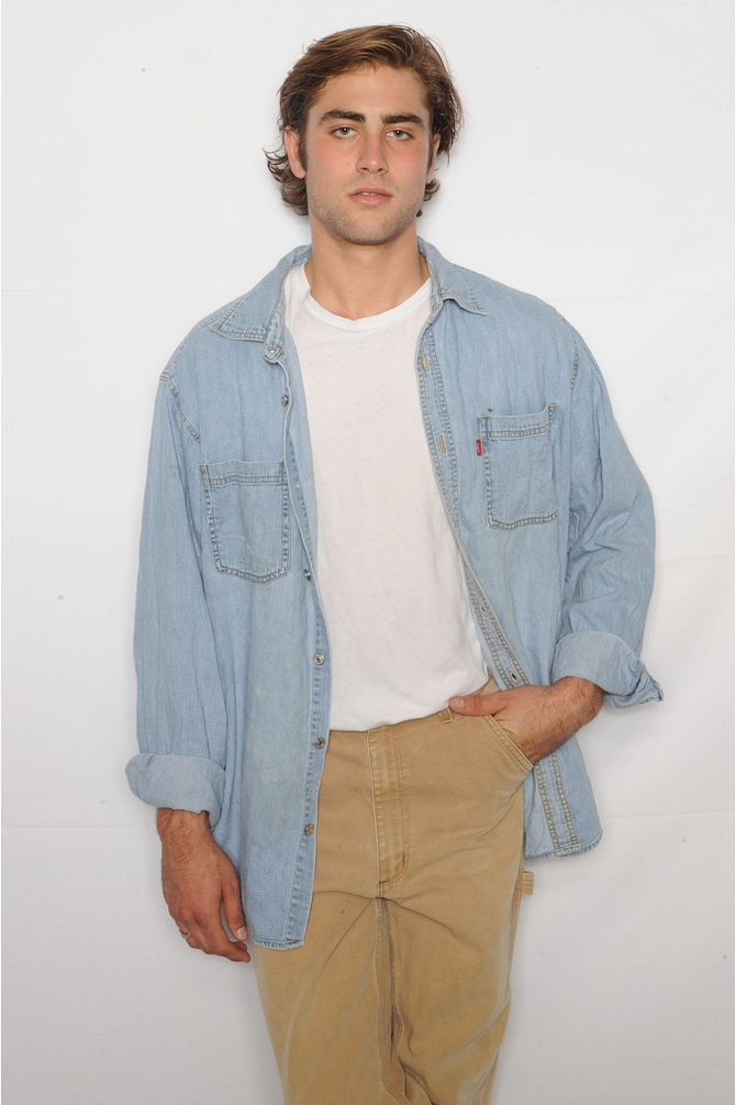 Levi's Denim Shirt