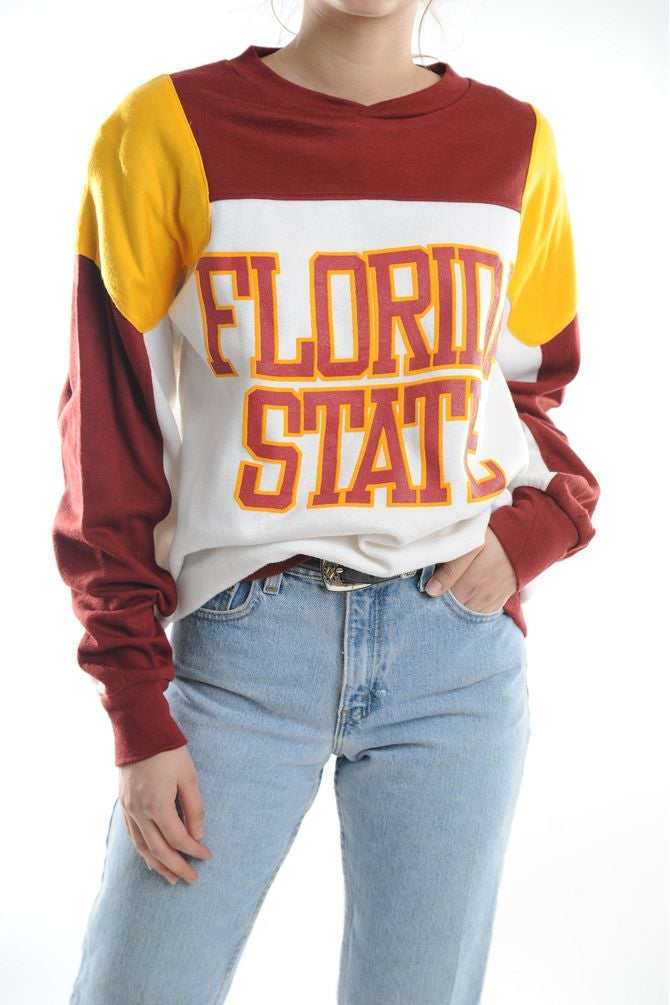 Florida State Colorblock Sweatshirt