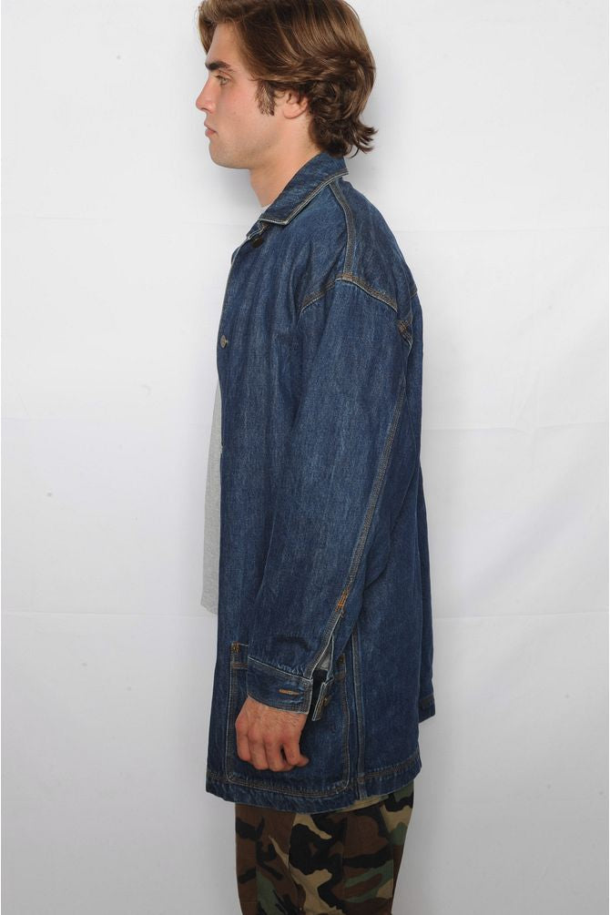 Levi Strauss Trench Denim Jacket