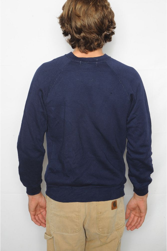 Navy Golf Sweatshirt