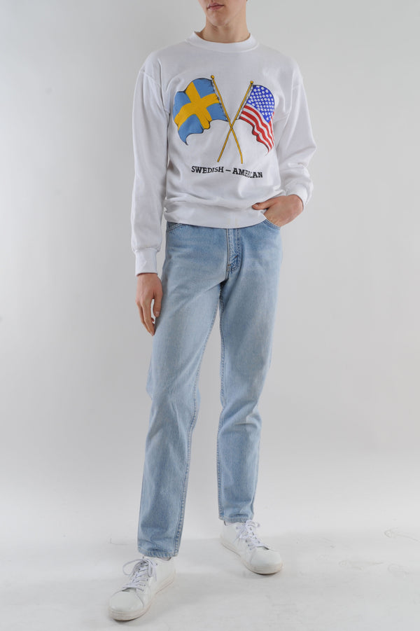 Swedish-American Sweatshirt