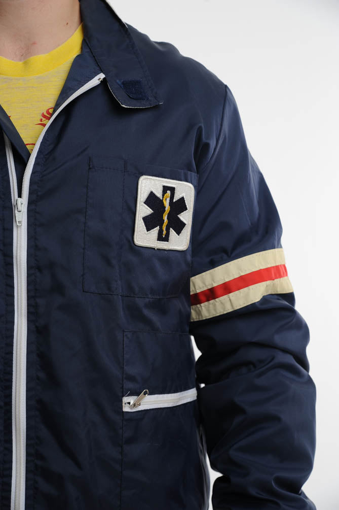 Navy Lightweight Jacket
