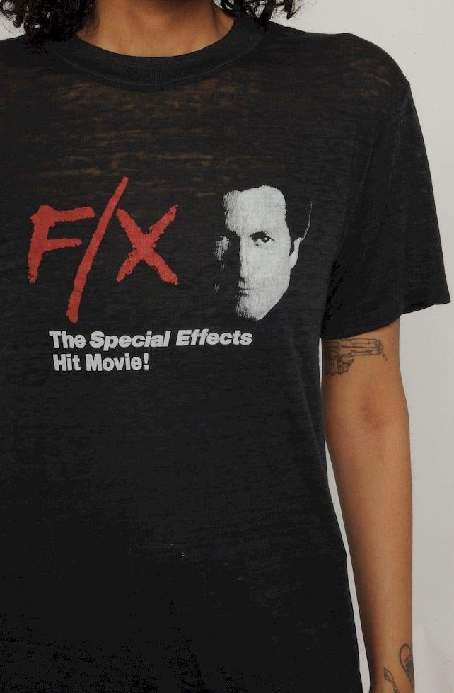 Black FX Special Effects Tee
