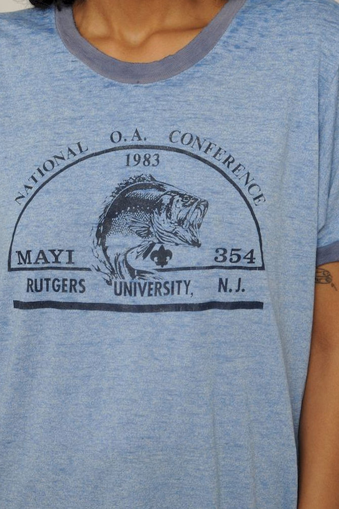Rutgers O.A. Conference Tee