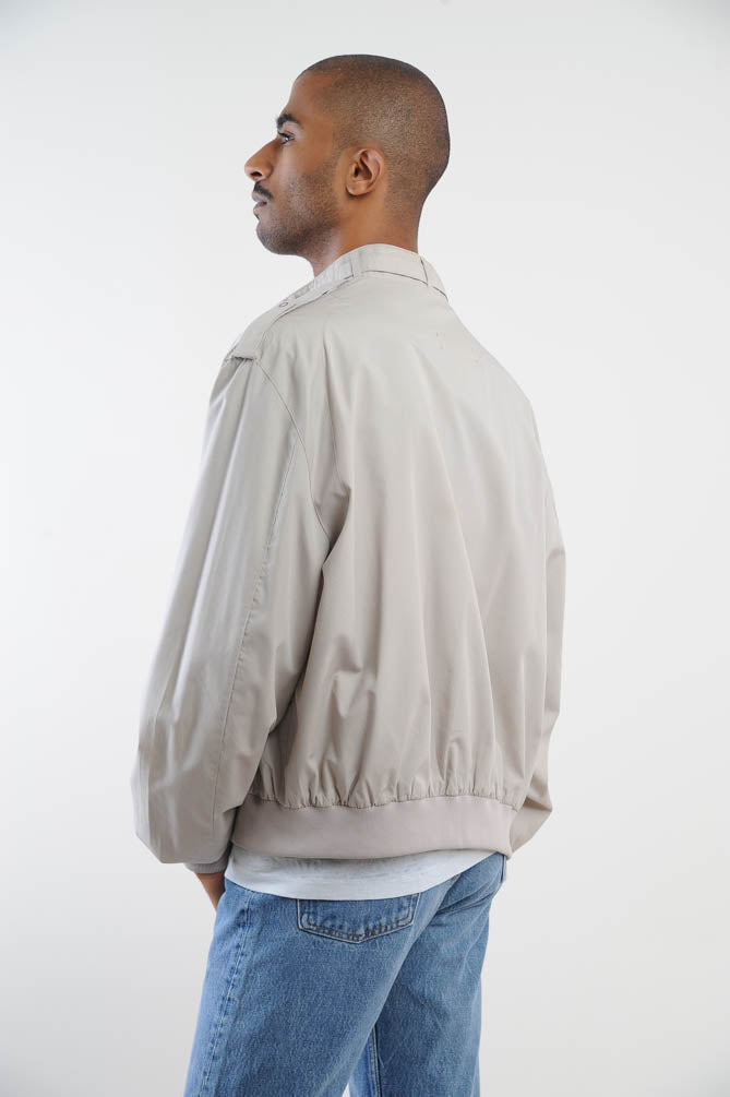 Tan Member's Only Jacket
