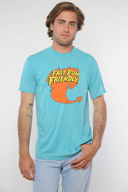 Fast, Fun, Friendly Tee