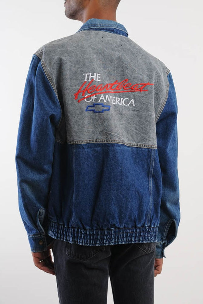 Chevy Denim Jacket