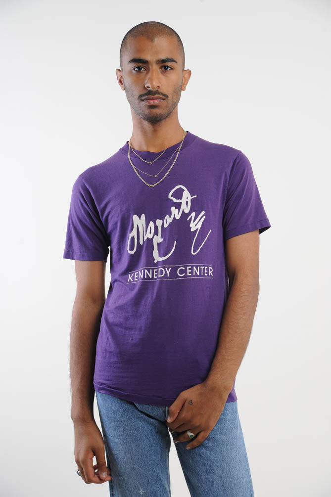Purple Kennedy Center Tee