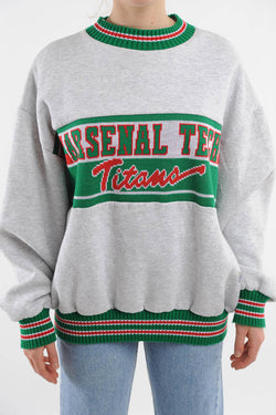 Arsenal Tech Sweatshirt