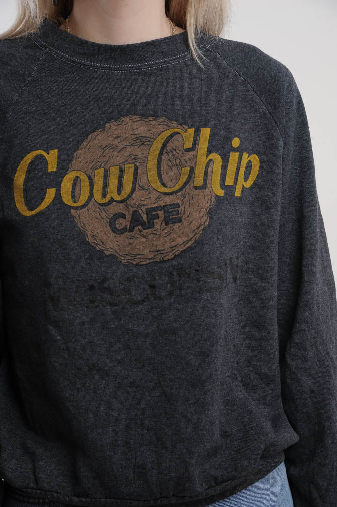 Cow Chip Cafe Sweatshirt