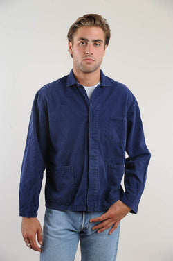 French Workwear Jacket
