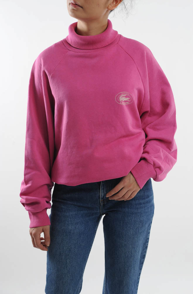 Lacoste Turtleneck Sweatshirt