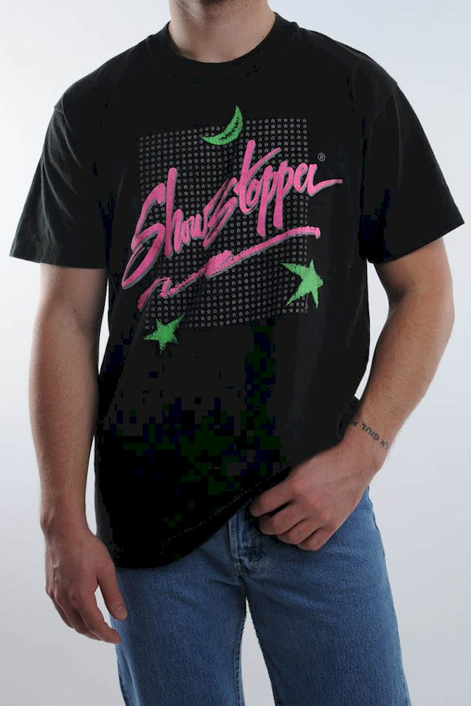 Neon Showstopper Tee