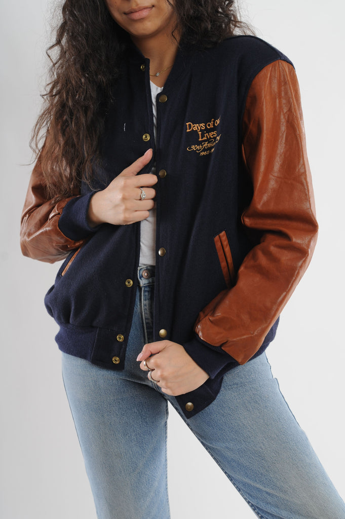 Days of Our Lives Bomber Jacket