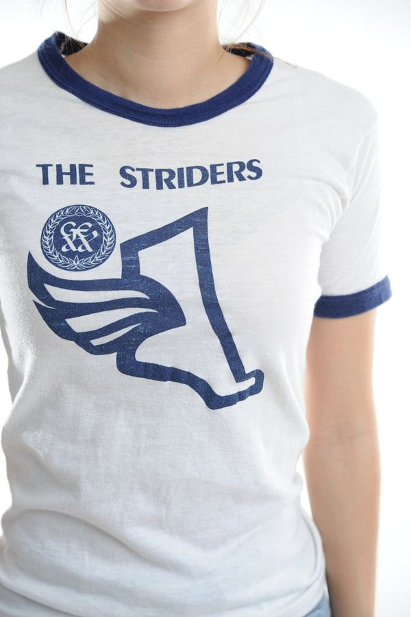 The Striders Ringer Tee