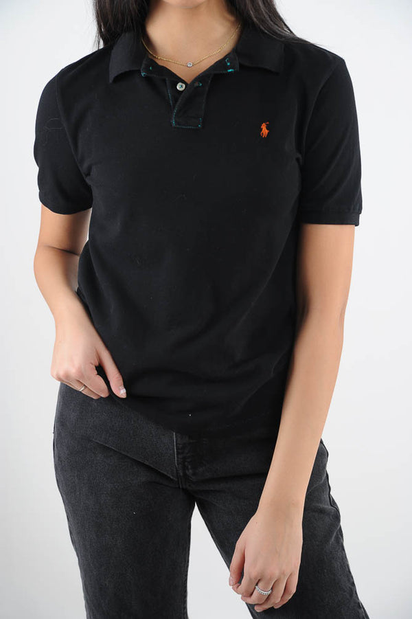 Black Ralph Lauren Polo