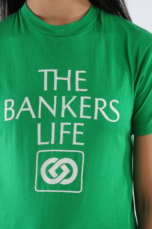 The Bankers Life Tee