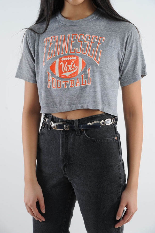 Cropped University of Tennessee Tee
