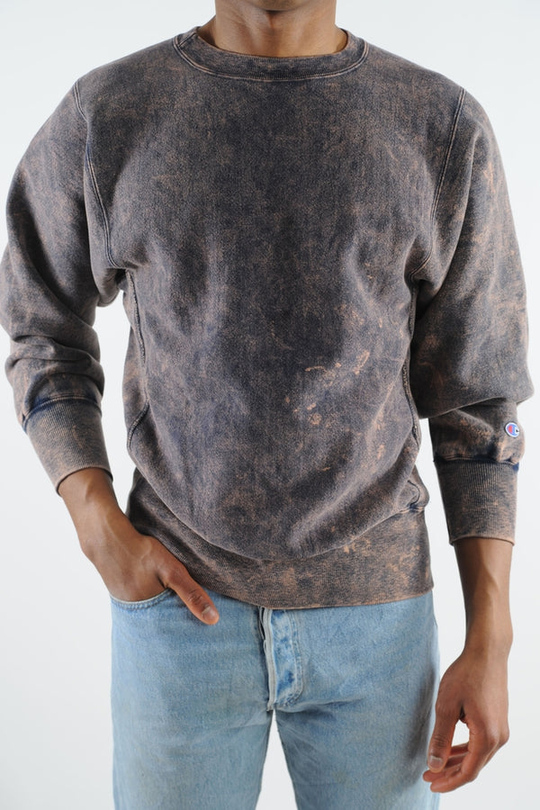 Champion Acid Wash Sweatshirt