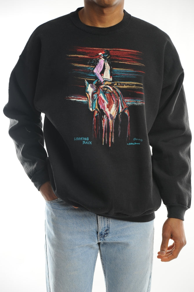 Never Looking Back Sweatshirt