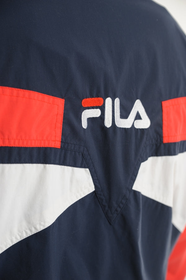 Fila Colorblock Windbreaker