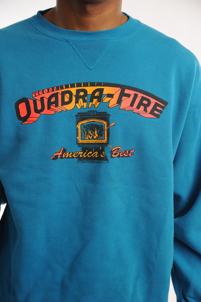 Quadra-Fire Sweatshirt
