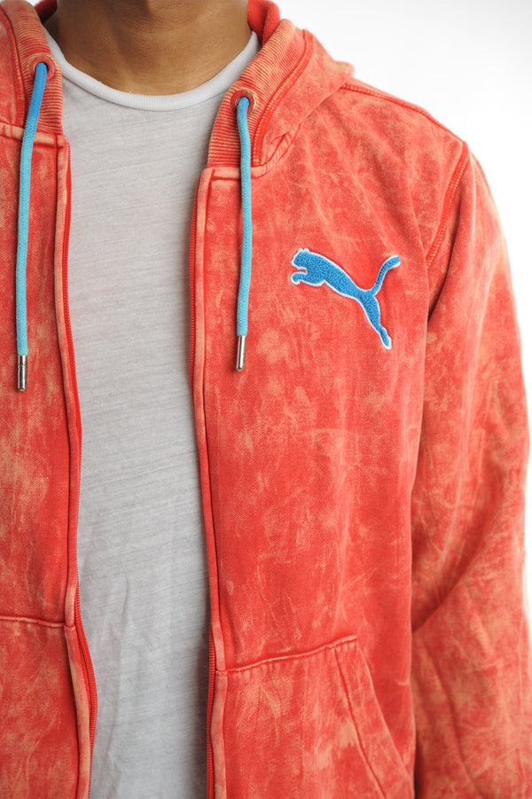 Puma Acid Wash Sweatshirt