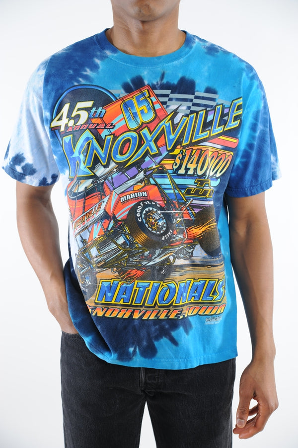 Knoxville Nationals Racing Tee