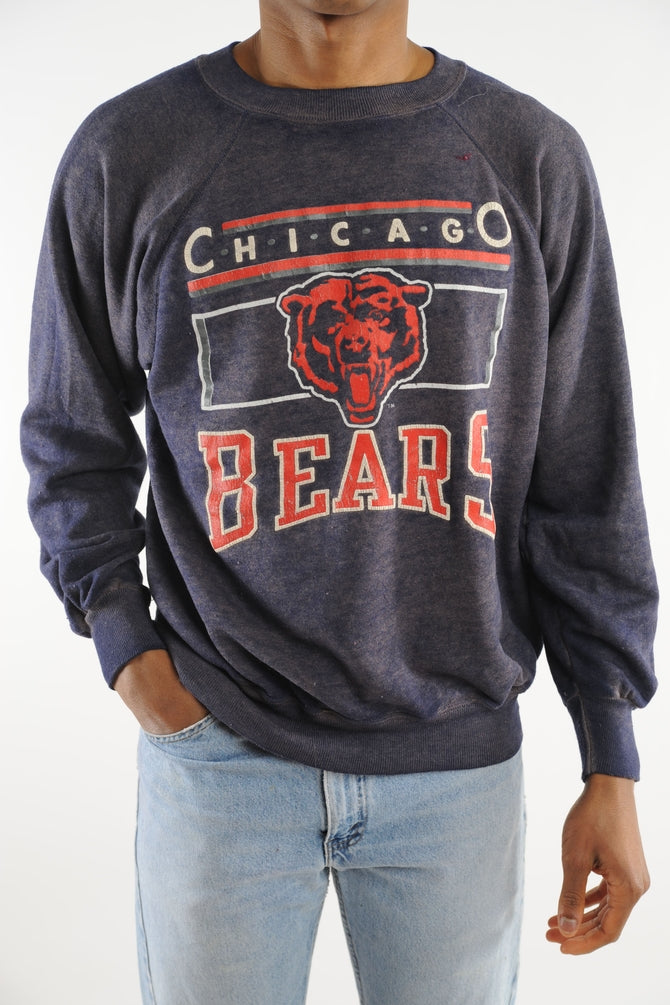 Chicago Bears Crazy Soft Sweatshirt