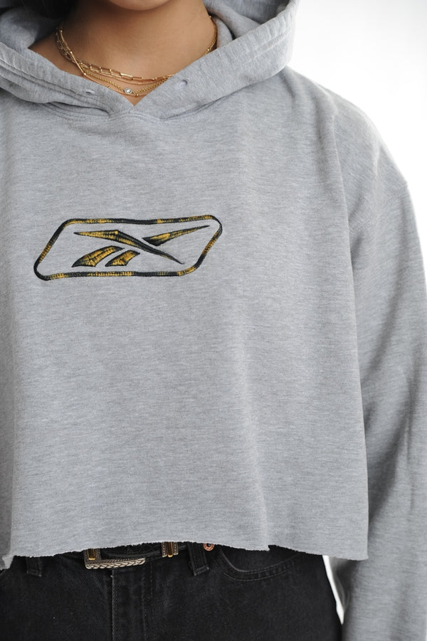Cropped Reebok Sweatshirt