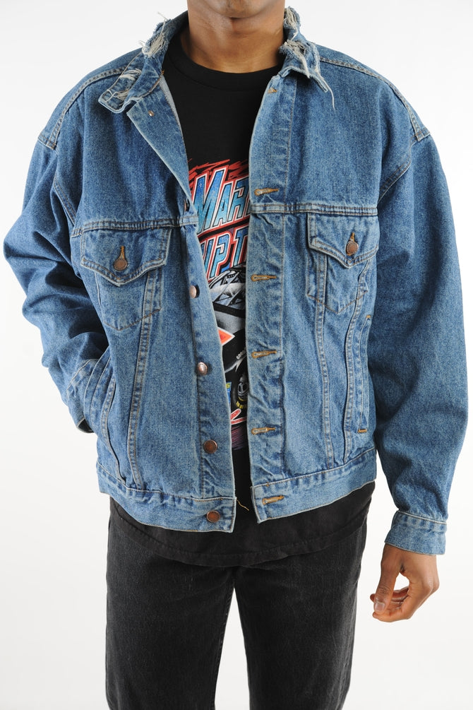 Horseshoe Casino Denim Jacket