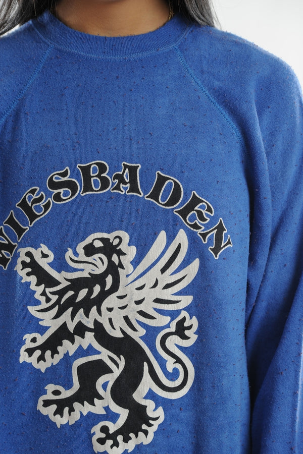 Wiesbaden Germany Sweatshirt